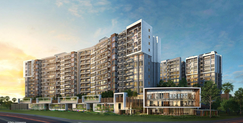 Forest Woods Condo CDL Serangoon Lorong Lew Lian