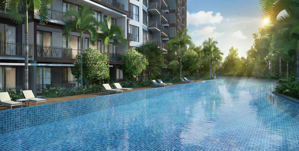 Forestwoods Residences CDL Hong Leong Nex Shopping Mall